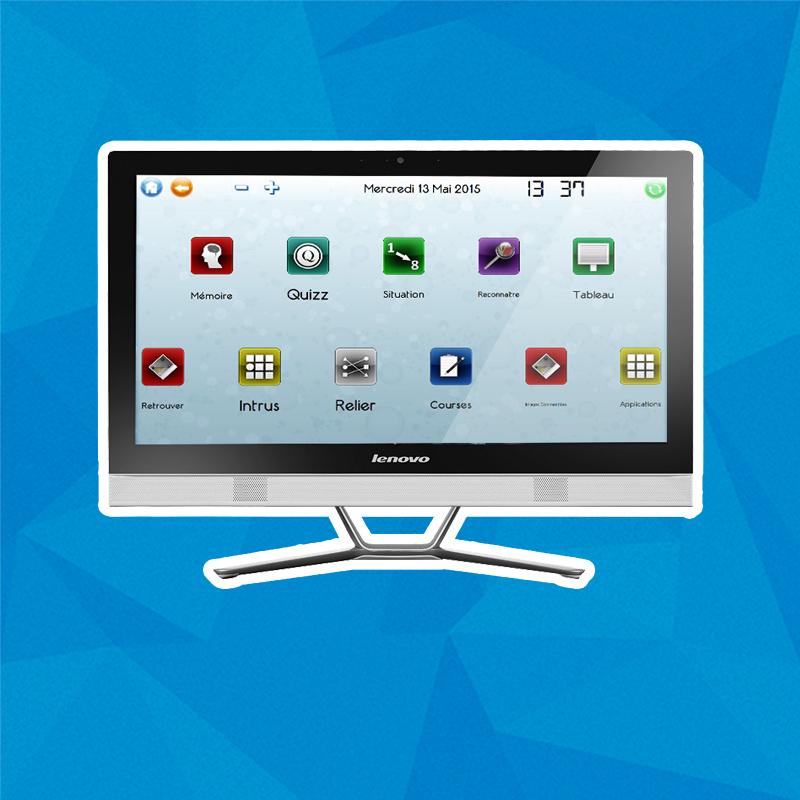 tablette tactile senior handicap ehpad et grand public ailyan. Black Bedroom Furniture Sets. Home Design Ideas